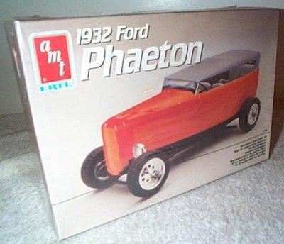 '32 Ford Phaeton Street Rod 2'n 1Model