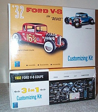 '32 Ford V-8 The Deuce Customizing Kit