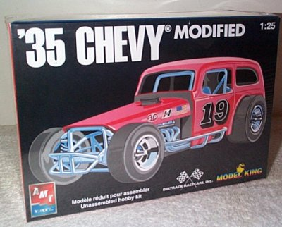 Dick Tobias '35 Chevy Modified Stock Car