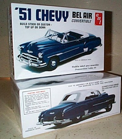 '51 Chevy Bel Air Convertible