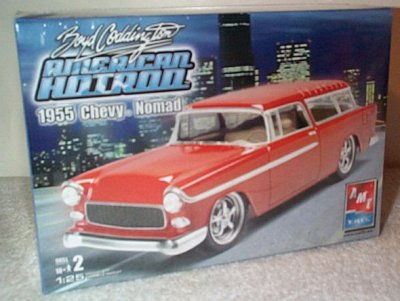 '55 Chevrolet Nomad S/W B.Coddington