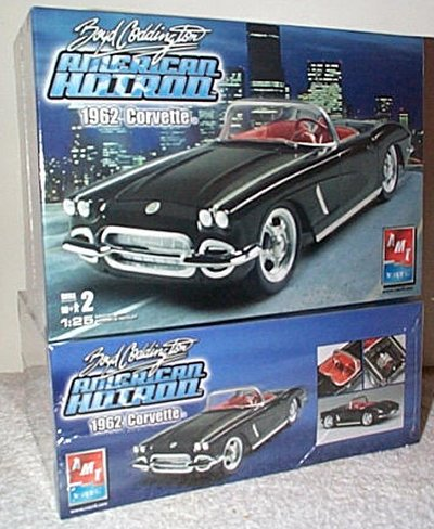 '62 Corvette Boyd Coddington Series