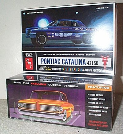 '62 Pontiac Catalina 421SD 2'n 1