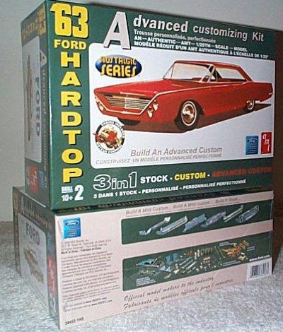 '63 Ford Galaxie Advance Customizing Kit