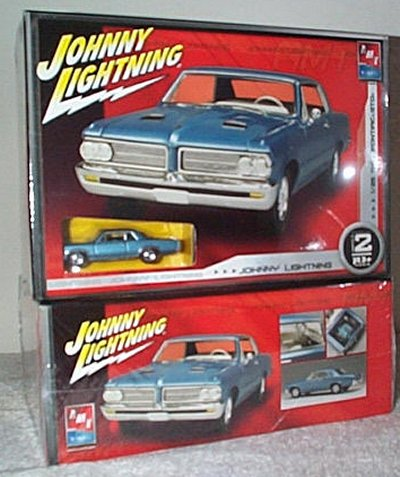 '64 Pontiac GTO w/Die Cast Car