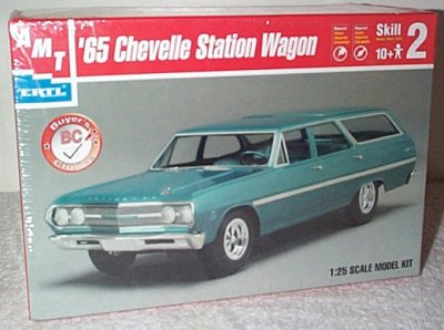 '65 Chevy Chevelle Station Wagon