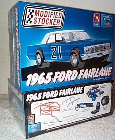 '65 Fairlane Modified Stocker Model Kit