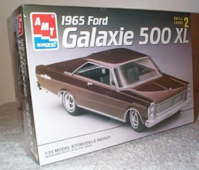 '65 Ford Galaxie 500 XL Model Kit