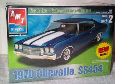 '70 Chevrolet Chevelle SS454 Model