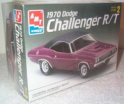 '70 Dodge Challenger R/T Model Kit