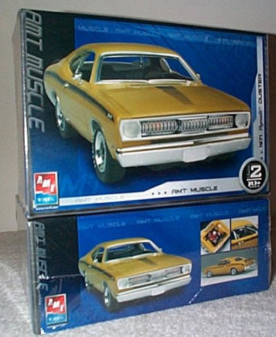 '71 Plymouth Duster Model Kit