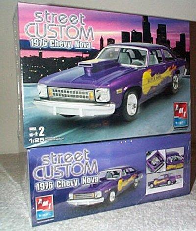 '76 Chevy Nova Super Nova St. Custom