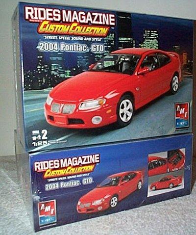 '04 Pontiac GTO Rides Magazine