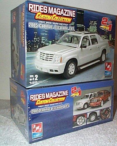 '05 Cadillac Escalade EXT Rides Magazine