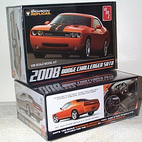 '08 Dodge Challenger SRT8 Model Kit