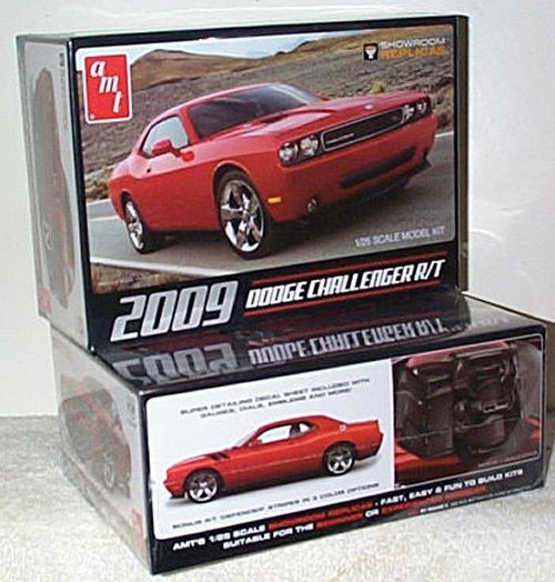 '09 Dodge Challenger R/T Model Kit