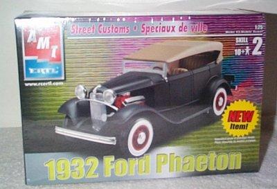 '32 Ford Phaeton Street Custom Model Kit