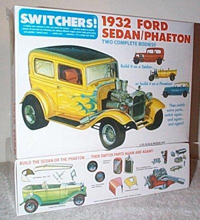 '32 Ford Sedan/Phaeton Switchers