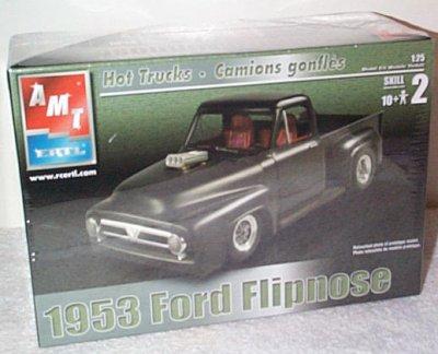 '53 Ford Flipnose Street Machine P/U Model