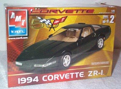 '94 Chevrolet Corvette ZR-1 Model Kit