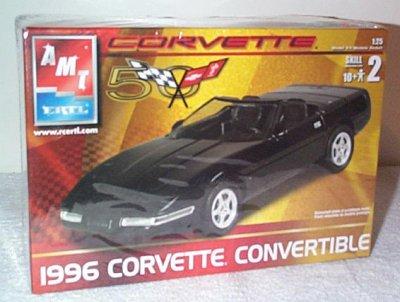 '96 Chevrolet Corvette Convertible Model Kit