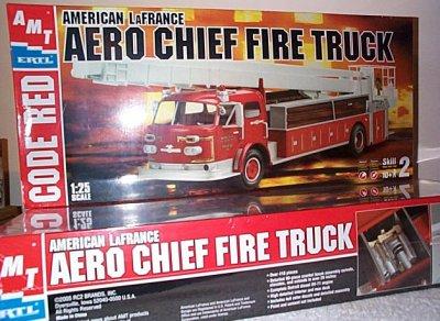 American LaFrance Aero Chief Fire Truck