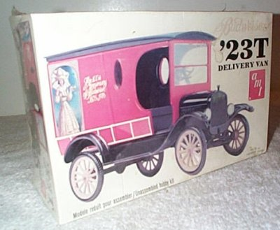 Budweiser '23 Ford T Delivery Van