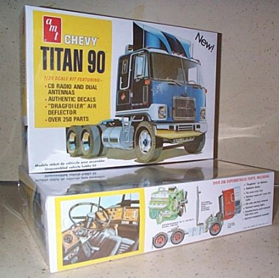 Chevrolet Titan 90 Cab & Chassis