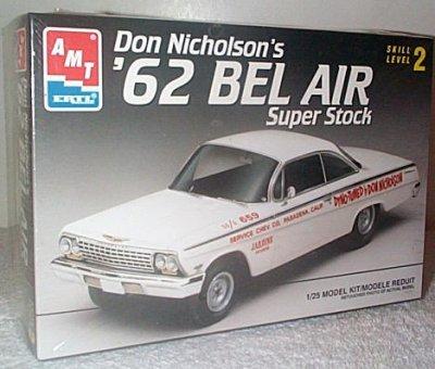 Don Nicholson '62 Bel Air Super Stock