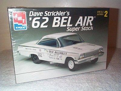 Dave Strickler 1962 Chevy Super Stock