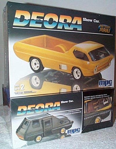 Deora Show Car Model Kit