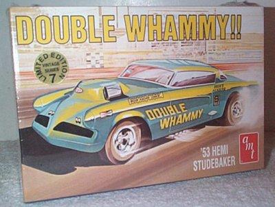 Double Whammy '53 Hemi Studebaker