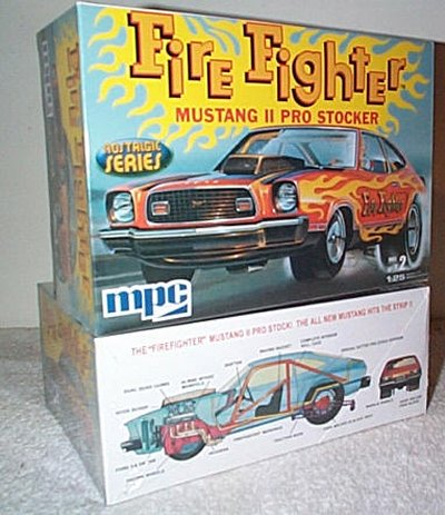 Firefighter Pro Stock Mustang II