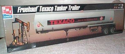 Fruehauf Texaco Tanker Trailer