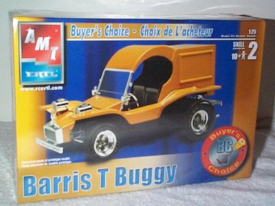 George Barris T Buggy Model Kit
