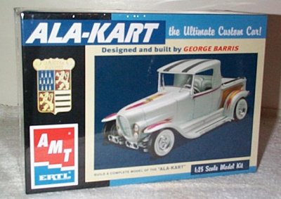 George Barris Ala-Kart Show Rod Model Kit