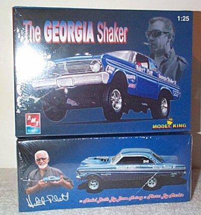 Hubert Platt Georgia Shaker F/X Falcon
