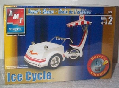 Ice Cycle Buyer's Choice Model Kit