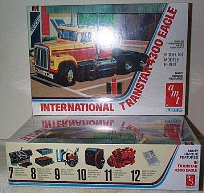 International Transtar 4300 Eagle Model Kit