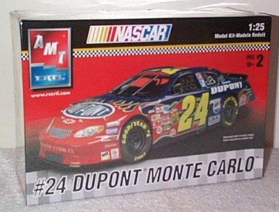 Jeff Gordon Dupont '03 Monte Carlo Model Kit