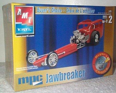 The Jawbraker AA Comp Coupe Model Kit