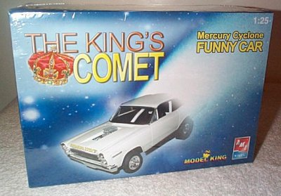 The King's Comet Funny Car