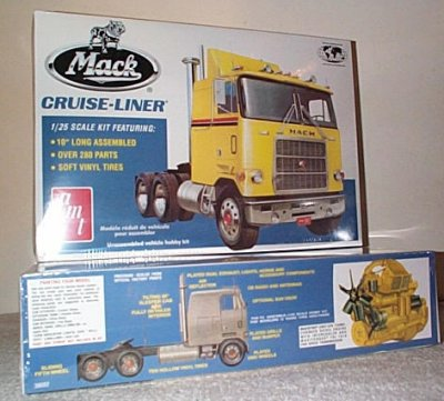 Mack Cruise-Liner Cab & Chassis