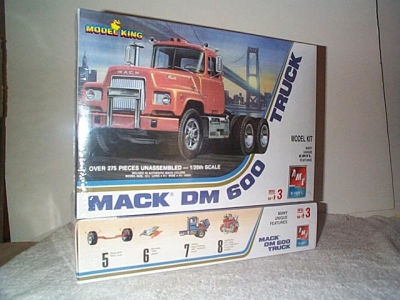 Mack DM 600 Truck By Model King