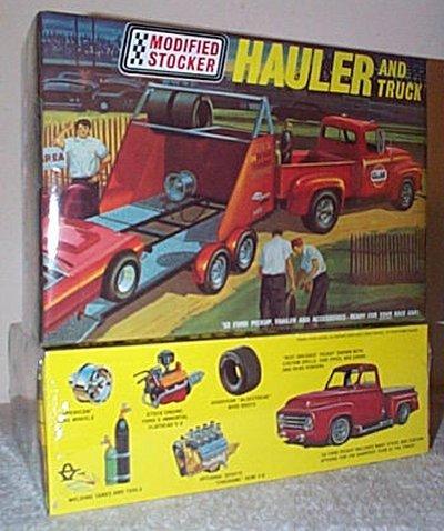 Modified Stocker Hauler & Truck