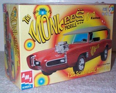 The Monkees Mobile Custom GTO