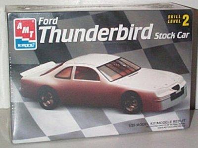 Nascar Ford Thunderbird Model Kit