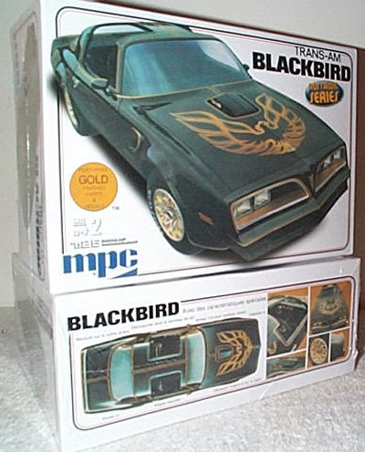 Pontiac Trans Am Blackbird