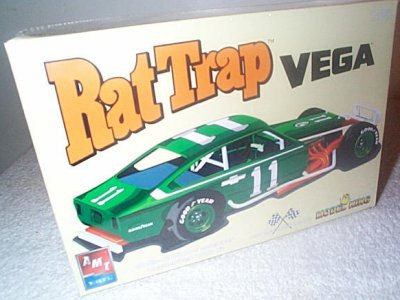 Westbury Motorsports - RAT TRAP CHEVROLET VEGA MODIFIED STOCK CAR