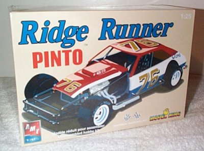 Ridge Runner Pinto Modified Model Kit